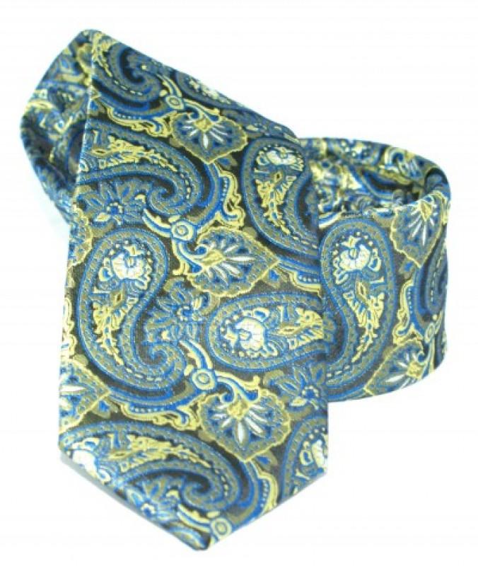 Goldenland slim nyakkendő - Török mintás