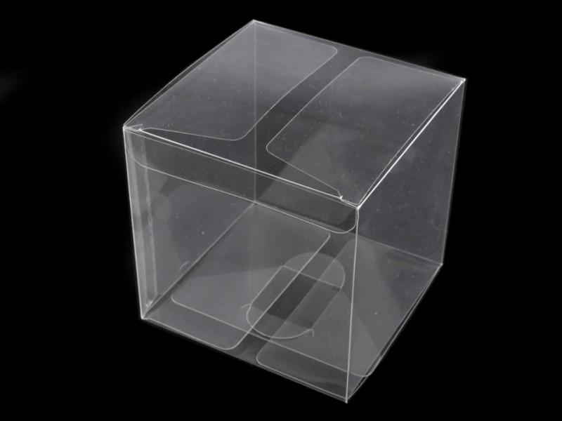 Műanyag doboz - Átlátszó