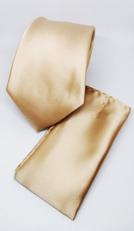 Prémium nyakkendő szett - Arany