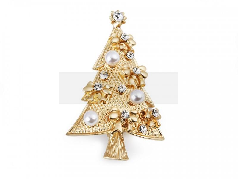 Bross karácsony fa Kitűzők, Brossok