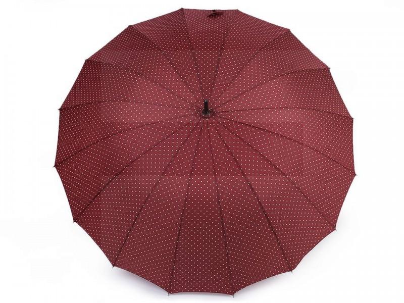 Női esernyő - Pöttyös