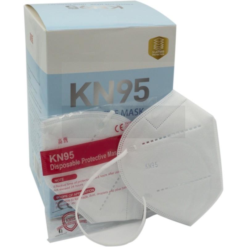 KN95 Professzionális Arcmaszk Egészségügyi termékek
