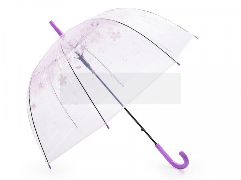 Gyerek kilövős esernyő átlátszó
