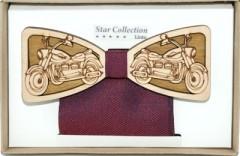 Fa csokornyakkendő szett - Motor Csokornyakkendők