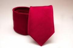 Prémium selyem nyakkendő - Piros Selyem nyakkendők