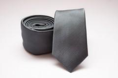 Prémium slim nyakkendő - Grafit