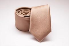 Prémium slim nyakkendő - Arany Egyszínű nyakkendők