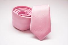 Prémium slim nyakkendő - Rózsaszín