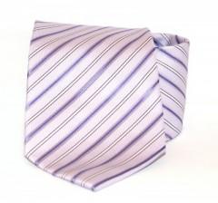 Goldenland nyakkendő - Lila csíkos