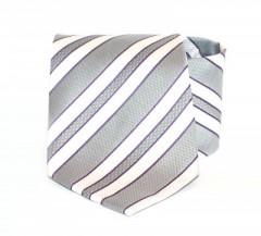 Goldenland nyakkendő - Ezüst csíkos