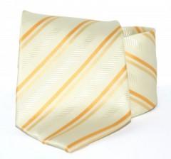 Goldenland nyakkendő - Aranysárga csíkos