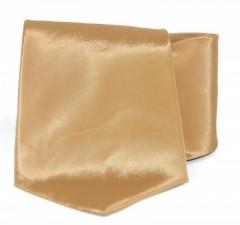 Goldenland nyakkendő -  Caramell szatén