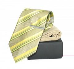 Goldenland ajándék szett - Drapp-zöld