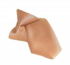 Gumis gyereknyakkendő - Arany mintás Gyerek nyakkendők