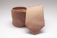 Prémium slim nyakkendő - Barack