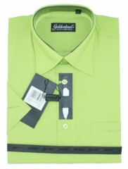 Goldenland rövidujjú ing - Almazöld Rövidujjú ingek