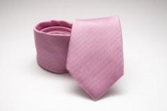 Prémium selyem nyakkendő - Rózsaszín Selyem nyakkendők