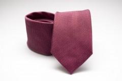 Prémium selyem nyakkendő - Bordó