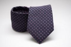 Prémium nyakkendő - Lila mintás