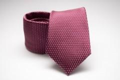 Prémium nyakkendő - Viola pöttyös