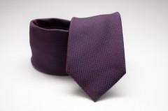 Prémium nyakkendő - Sötétlila
