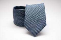 Prémium nyakkendő - Acélkék