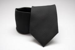 Prémium nyakkendő - Fekete mintás
