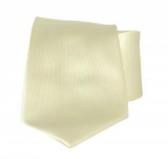 Goldenland nyakkendő - Halványsárga Egyszínű nyakkendő