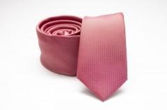 Prémium slim nyakkendő - Lazac