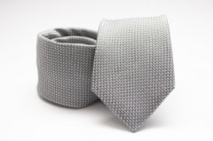 Prémium selyem nyakkendő - Szürke