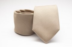 Prémium selyem nyakkendő - Ecru Selyem nyakkendők