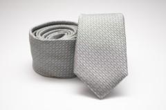 c2168fea44 Prémium slim nyakkendő - Szürke Apa-fia szett