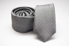 Prémium slim nyakkendő - Ezüst