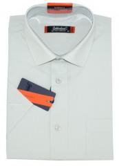 Goldenland rövidujjú ing - Halványszürke Rövidujjú ingek