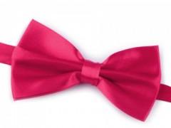 Szatén csokornyakkendő - Pink