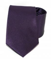 Goldenland nyakkendő - Sötétlila Egyszínű nyakkendő