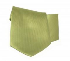 Goldenland nyakkendő - Almazöld Egyszínű nyakkendő