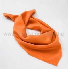 Nehézselyem női kendő - Narancssárga