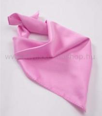 Nehézselyem női kendő - Rózsaszín