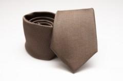 Prémium selyem nyakkendő - Drapp Selyem nyakkendők