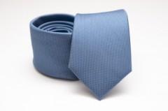 Prémium selyem nyakkendő - Égszínkék
