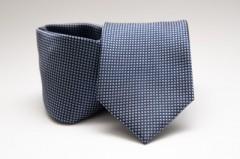 Prémium nyakkendő -  Kék aprópöttyös Aprómintás nyakkendők