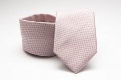 Prémium nyakkendő -  Púder pöttyös