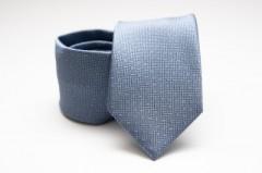 Prémium nyakkendő - Kék mintás Aprómintás nyakkendők