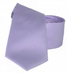 Goldenland slim nyakkendő - Orgonalila Egyszínű nyakkendők