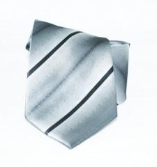 Classic nyakkendő - Grafit csíkos