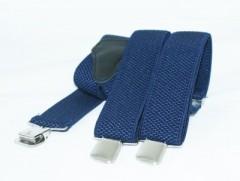 NYS Férfi nadrágtartó - Kék Férfi nadrágtartók