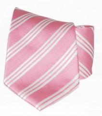 Goldenland nyakkendő - Rózsaszín csíkos