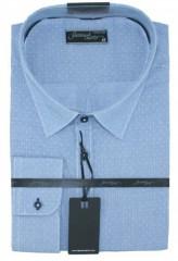 Santino Sarto extra hosszúujjú ing - Kék Extra méret