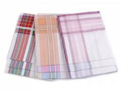 Női zsebkendő szett - Mintás Zsebkendők